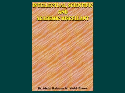 Intellectual,Scientific and academic Miscellany
